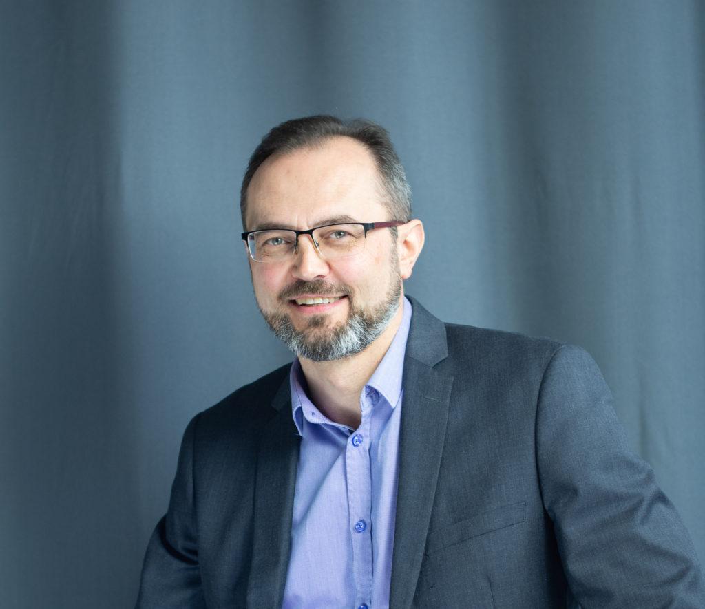 Jacek Teterycz - Starszy I Zboru Ewangelicznych Chrześcijan w Warszawie