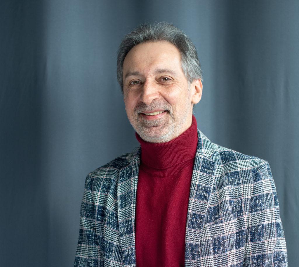 Waldemar Kasperczak - Starszy I Zboru Ewangelicznych Chrześcijan w Warszawie